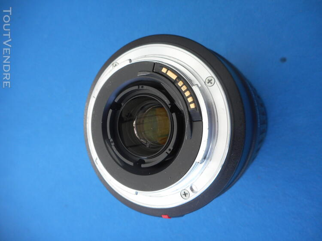Objectif Tamron Aspherical MACRO Monture Canon EF 614268829