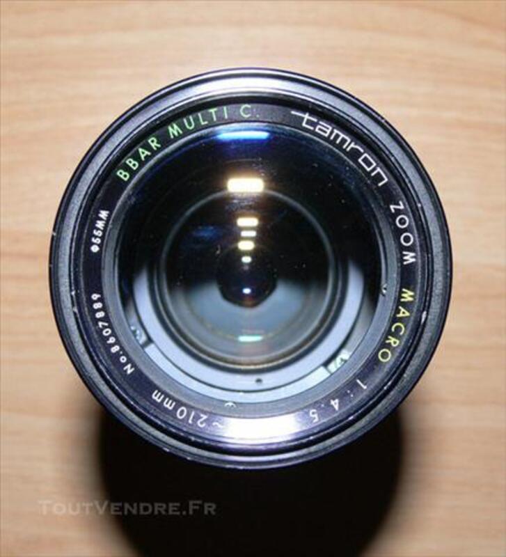 Objectif Tamron Zoom Macro 85/210 mm 84449116