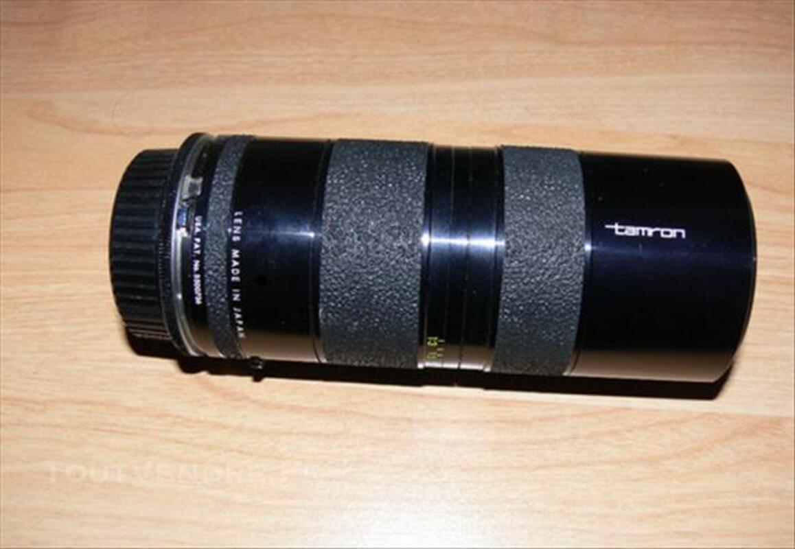 Objectif Tamron Zoom Macro 85/210 mm 84449117