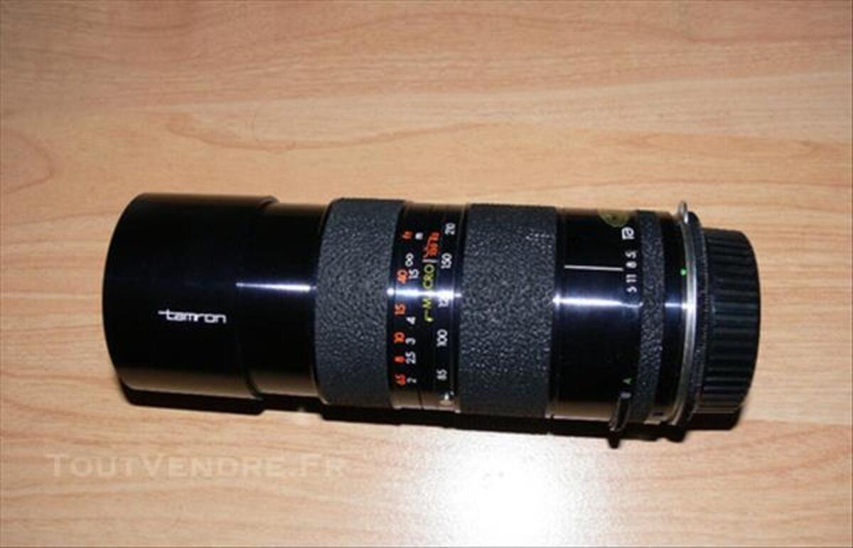 Objectif Tamron Zoom Macro 85/210 mm 84449118