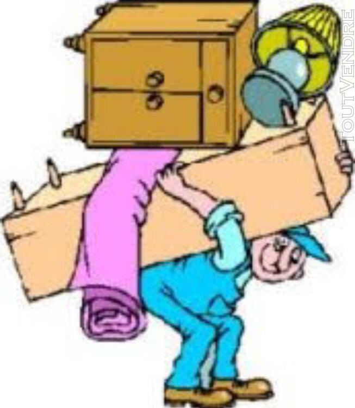 Objets lourds?Aide au déménagement ?Me contacter 607519625