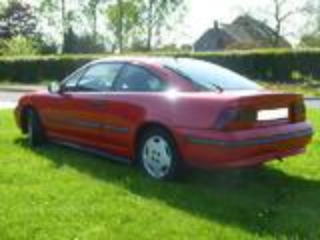 Opel Calibra 2.0 essence 1992
