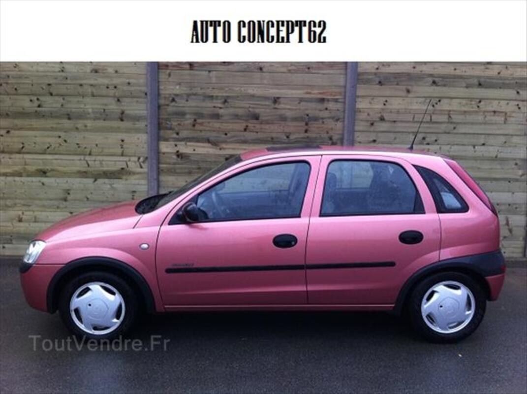 Opel corsa confort 1.2 l 5ch/70ch 50124942