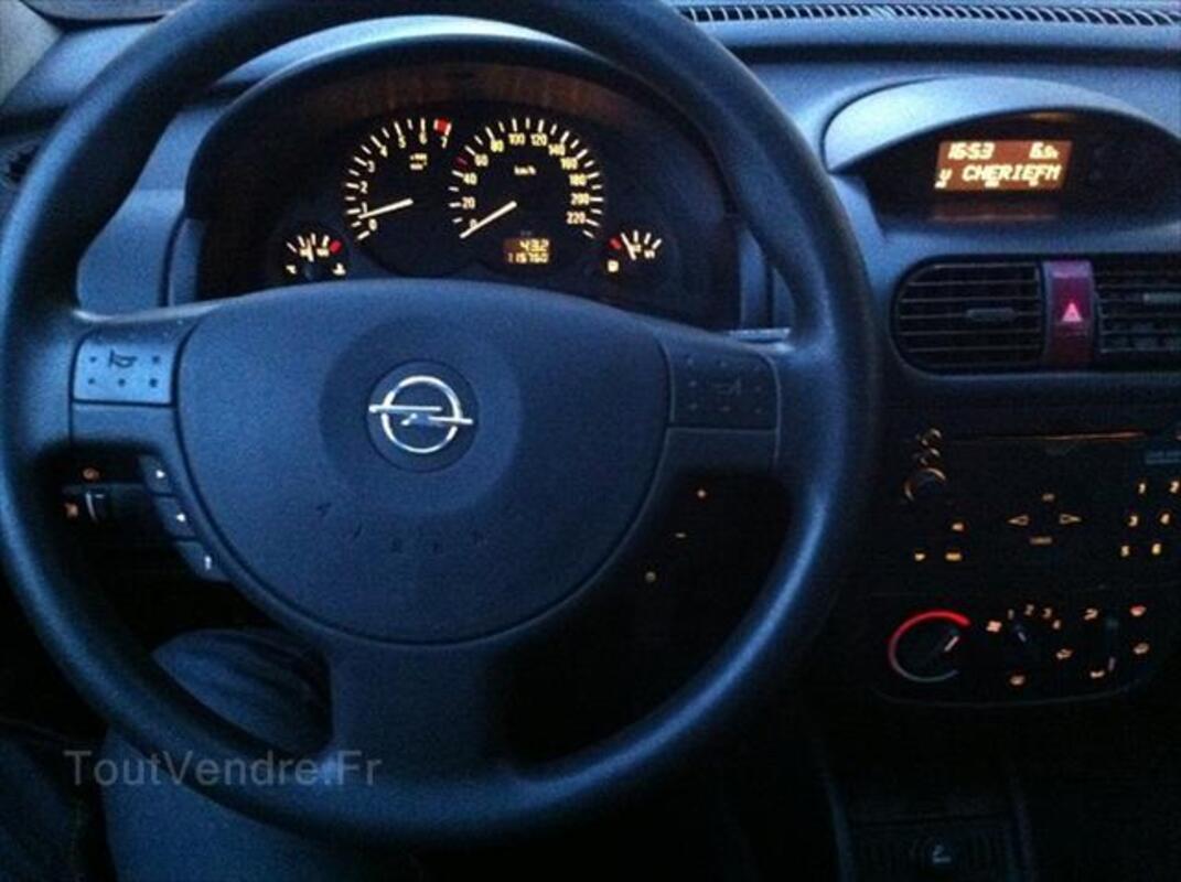 Opel corsa confort 1.2 l 5ch/70ch 50124966