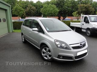 Opel Zafira ii 1.9 cdti 120 cosmo occasion