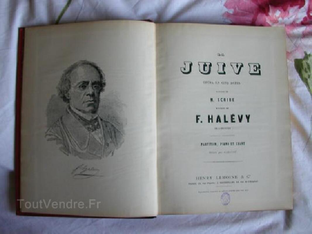 Opéra en Cinq Actes ( La Juive ) 97227451