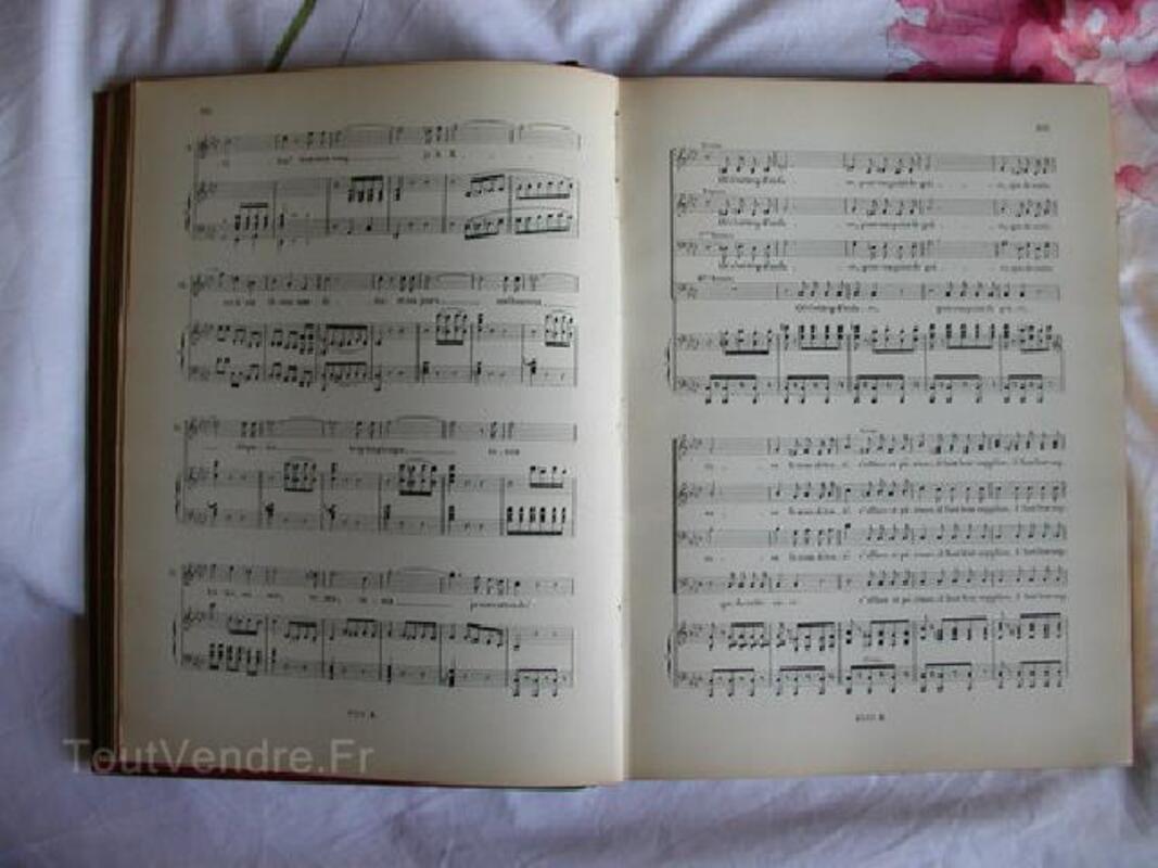 Opéra en Cinq Actes ( La Juive ) 97227452
