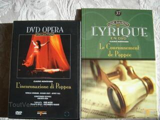 OPERA: LE COURONNEMENT DE POPPEE (Monteverdi)