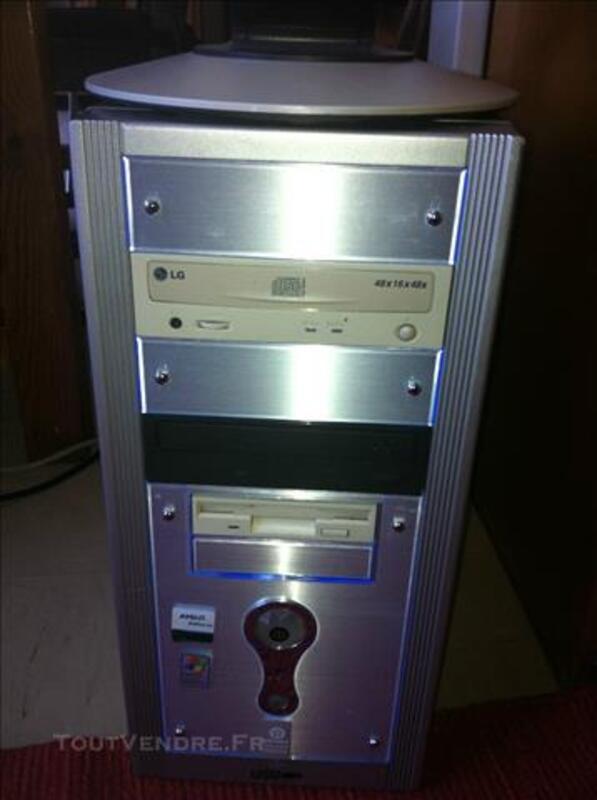 "Ordinateur multimédia+écran 17"" Fujitsu Siemens 84758728"