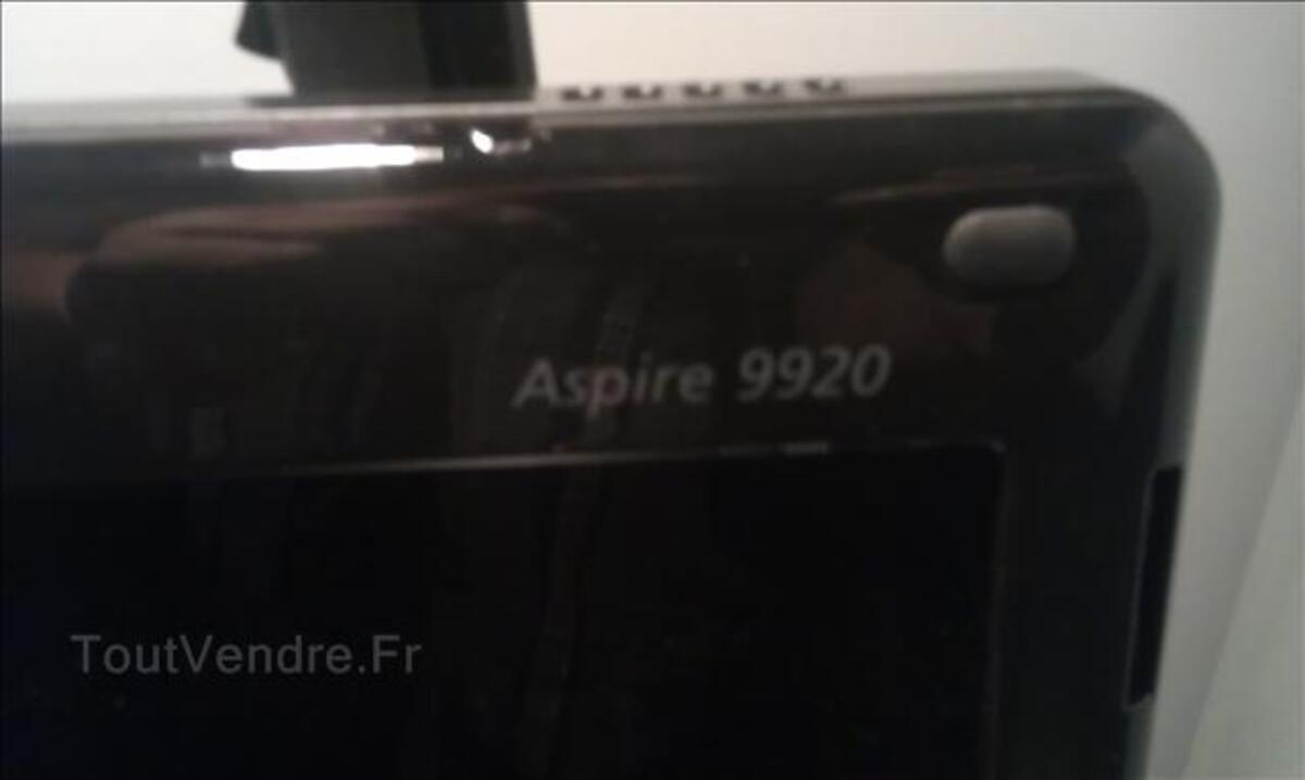 Ordinateur Portable Acer Aspire 9920 72707291