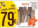 Pack Cartons T2 T3 - Rouen