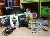 Pack Console Xbox 360 250 Go +Call of Duty et jeux
