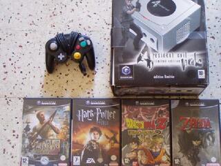 Pack GameCube Résident evil 4