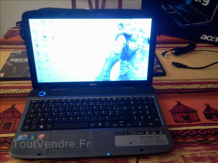 Pack PC Acer Aspire intel core i5 + TEL portable + JEUX 39667288