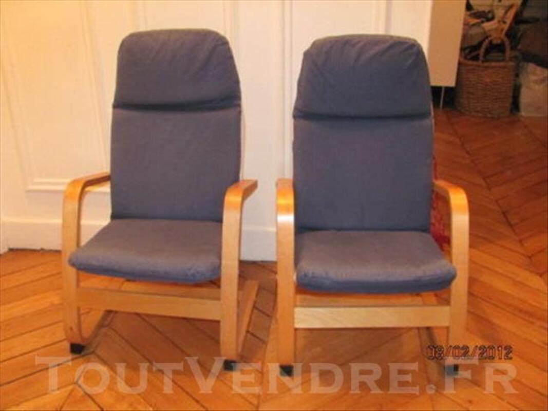 Paire de fauteuils IKEA 82033776
