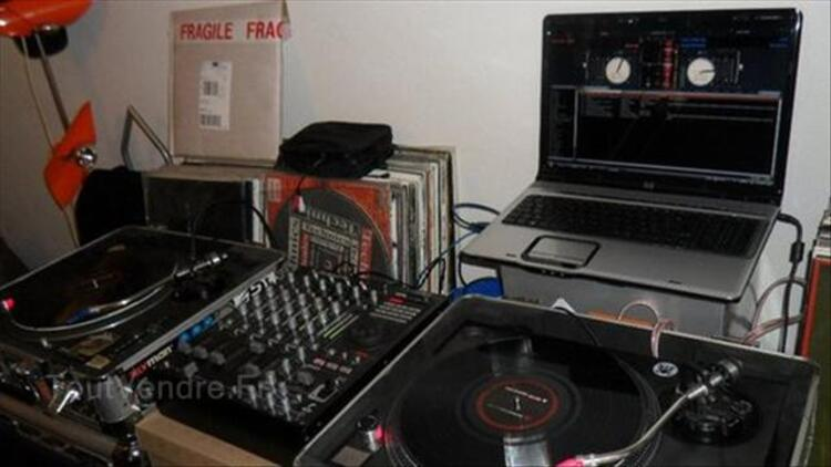 Paire de Technics MK2+table Numark +Serato SL3 56033953