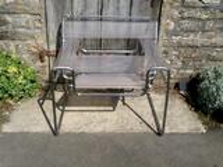 Paire fauteuils Wassily