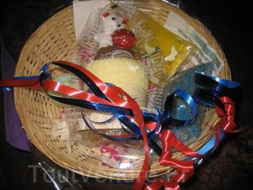 Panier cadeaux 21509888
