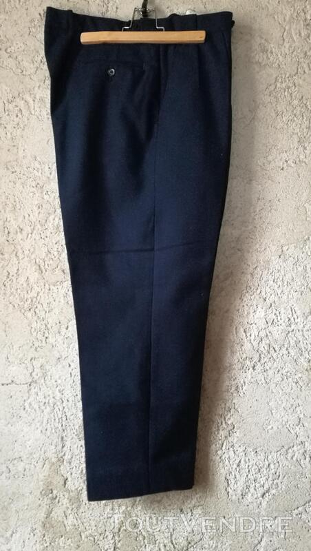 Pantalon à Plis Vintage Dandy Années 40 Excellent État 427030839
