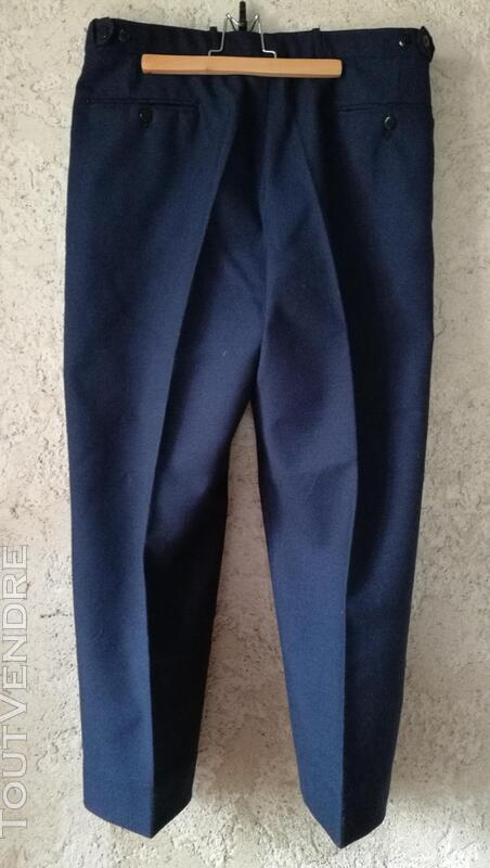 Pantalon à Plis Vintage Dandy Années 40 Excellent État 427030854