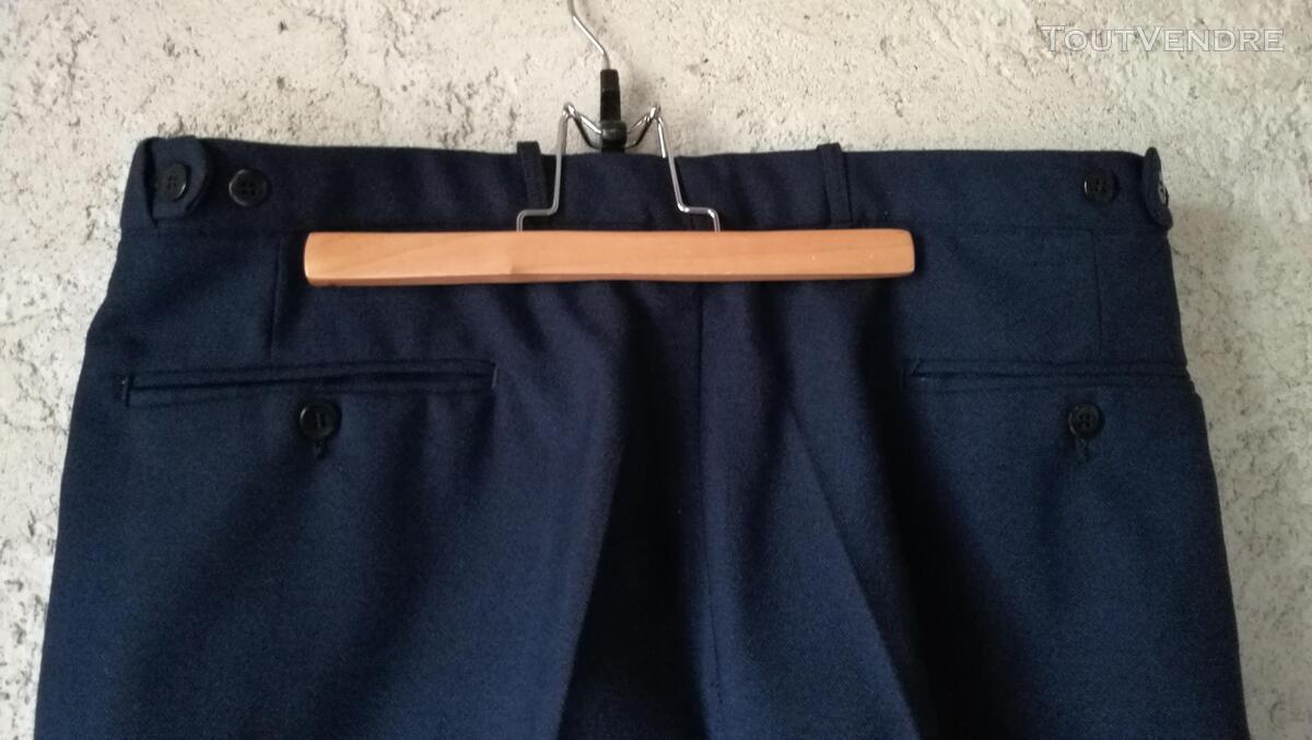Pantalon à Plis Vintage Dandy Années 40 Excellent État 427030879
