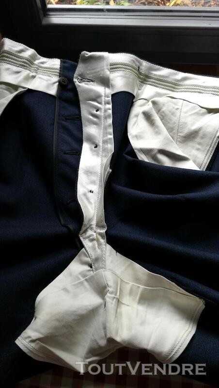 Pantalon à Plis Vintage Dandy Années 40 Excellent État 427030894