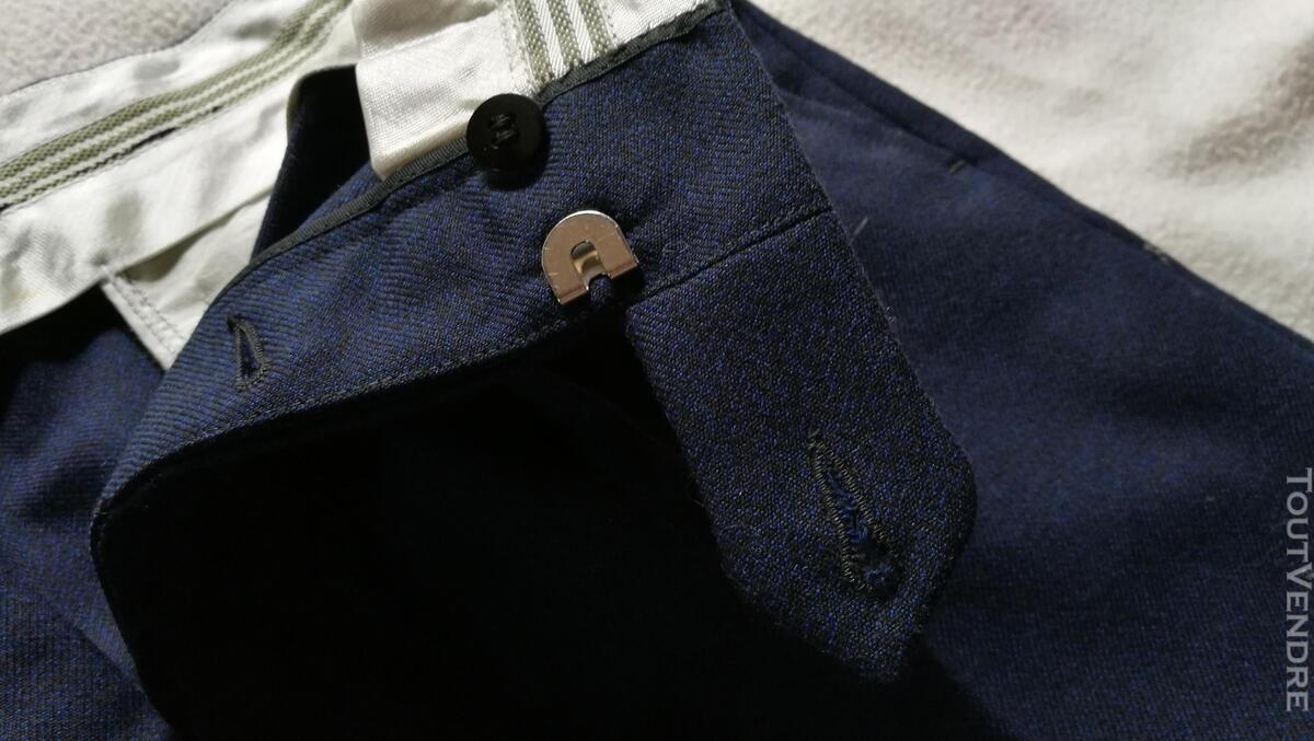 Pantalon à Plis Vintage Dandy Années 40 Excellent État 427030917