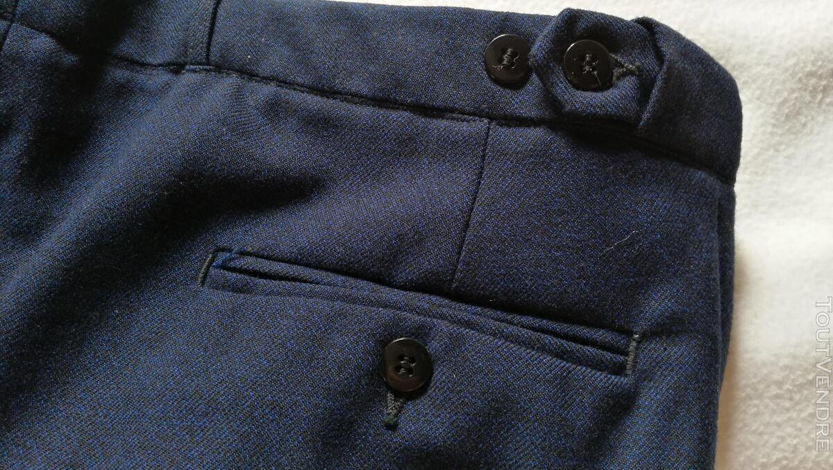 Pantalon à Plis Vintage Dandy Années 40 Excellent État 427030992