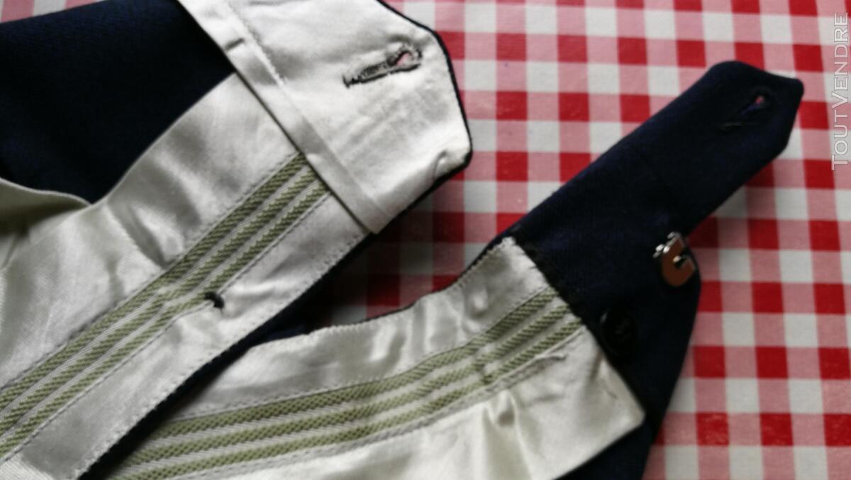 Pantalon à Plis Vintage Dandy Années 40 Excellent État 427031807