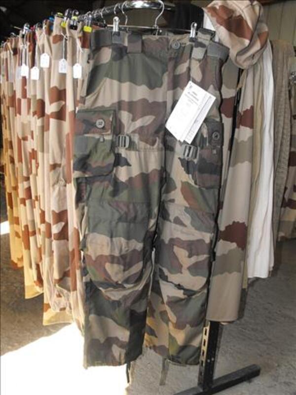 Pantalon Félin camouflé de l'Armée Française 91011165