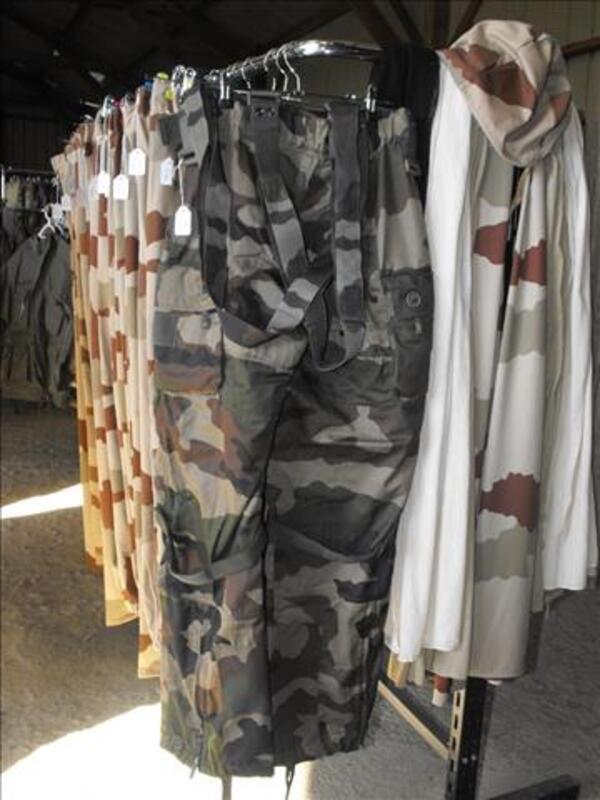 Pantalon Félin camouflé de l'Armée Française 91011166