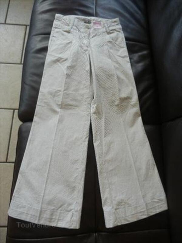 Pantalon fille 56407784