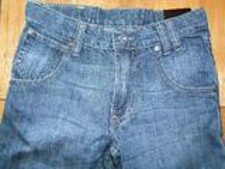 Pantalon jeans levi's garcon  6 ans