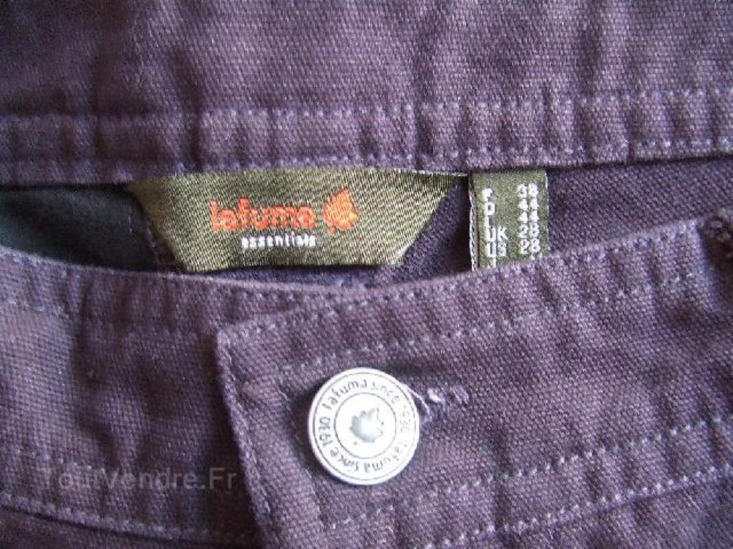 Pantalon neuf LAFUMA - taille 38 90500631