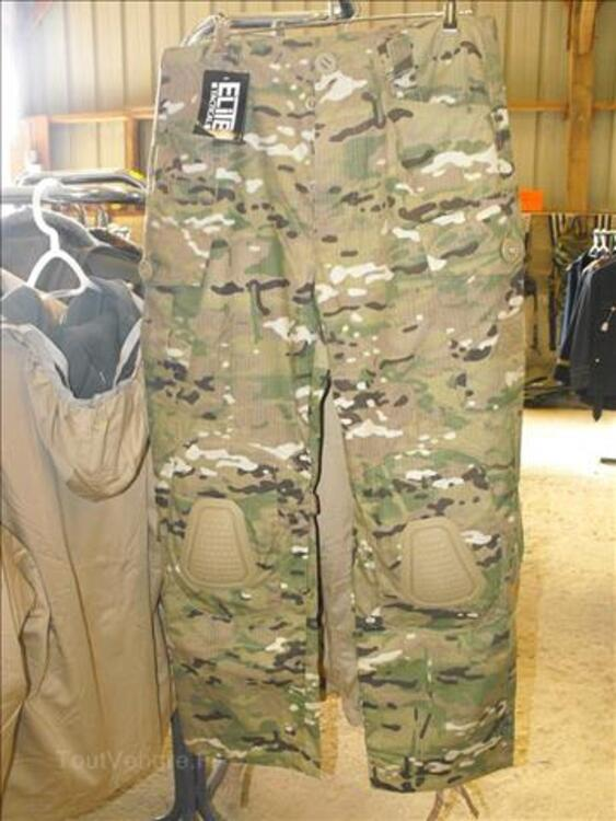 Pantalon tactique multicam Elite Tactical en taille 42 44 90341499