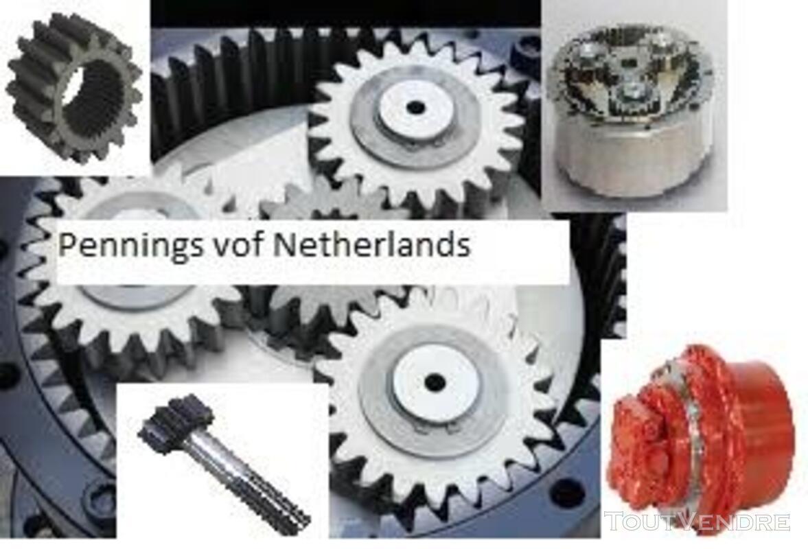 Parts pour repare moteur de chenille moteur de translation 692671222