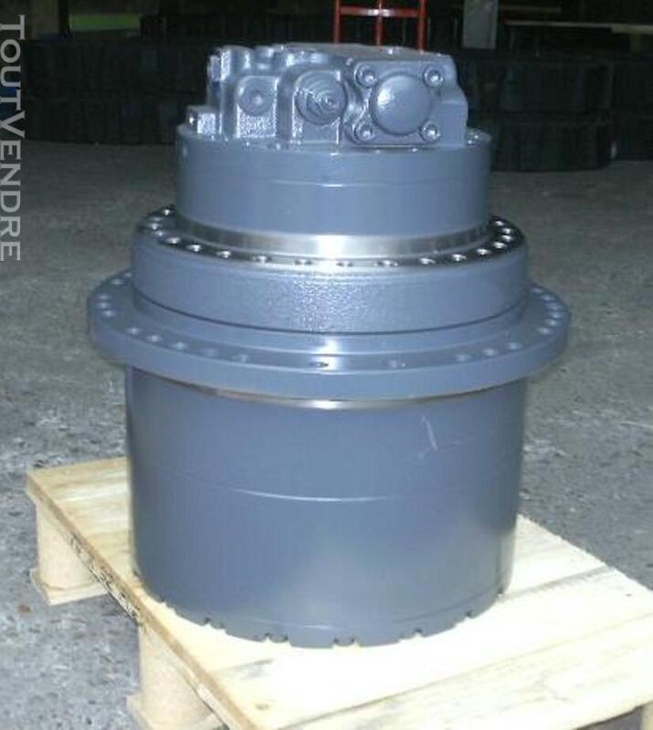 Parts pour repare moteur de chenille moteur de translation 692671828