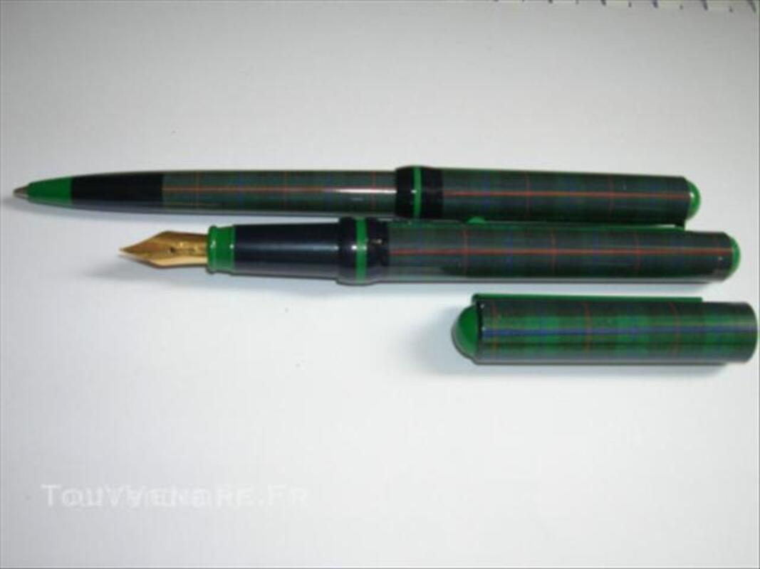 Parure Daniel Hechter, stylo bille et plume 44944600