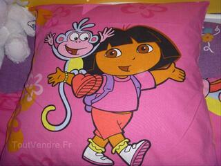 Parure de lit enfant Dora