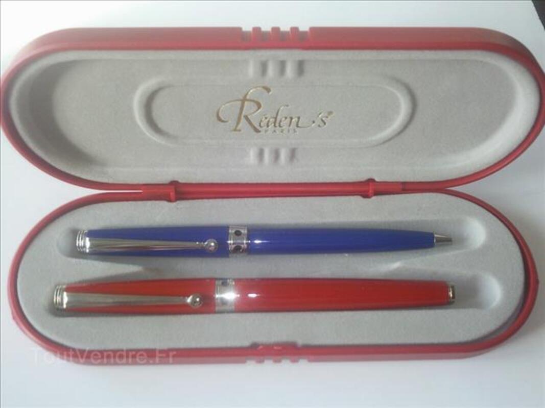 Parure de stylo plume et bille Reden's Paris 87862526