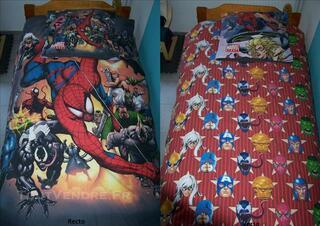 Parure Marvel Spiderman