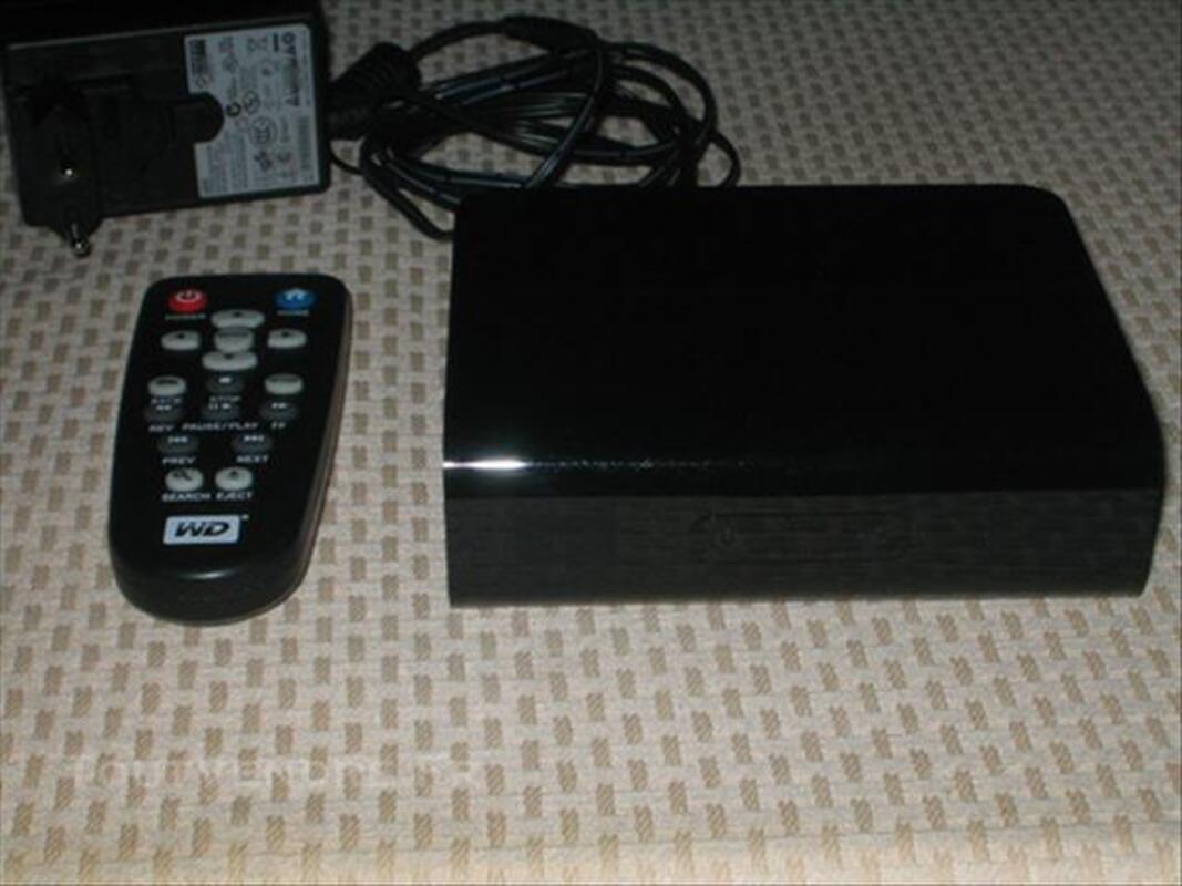 Passerelle ou lecteur WD TV HD  multimedia 82328579