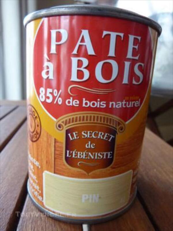Pâte à bois Syntilor coloris pin neuve 44981058