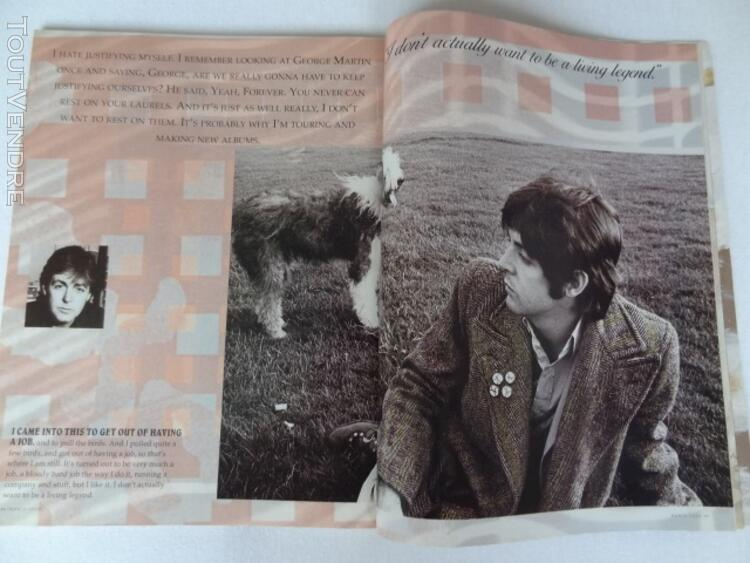 Paul McCARTNEY 1989 book : collector 112912354