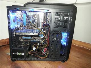 PC gamer tuning quad core i7