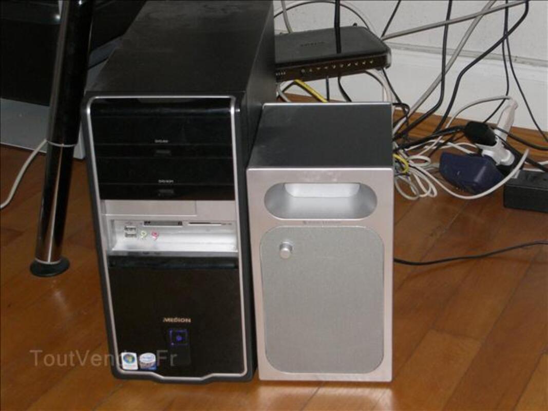 PC Medion / Écran LG / Home Cinéma / Jeux 32992531