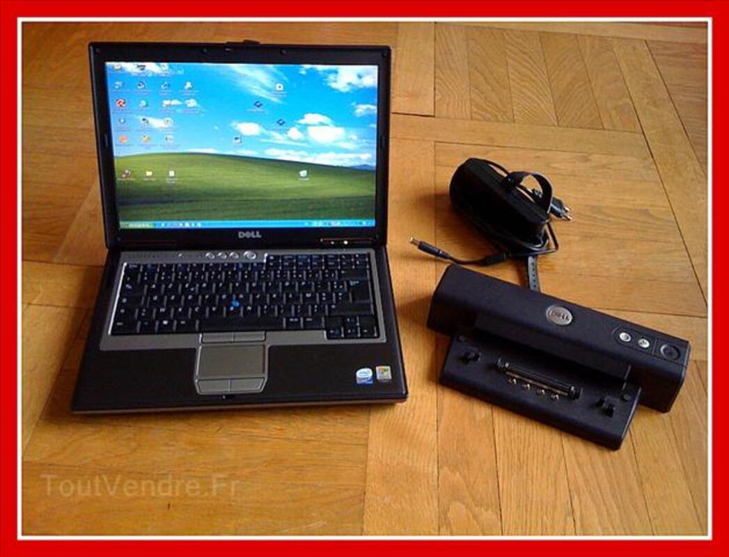 PC Portable DELL LATITUDE D620 CORE 2 DUO 667279