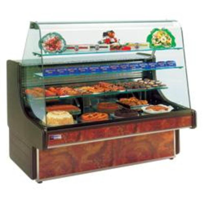 PC14   Comptoir vitrine réfrigérée pour pâtisserie 5240969