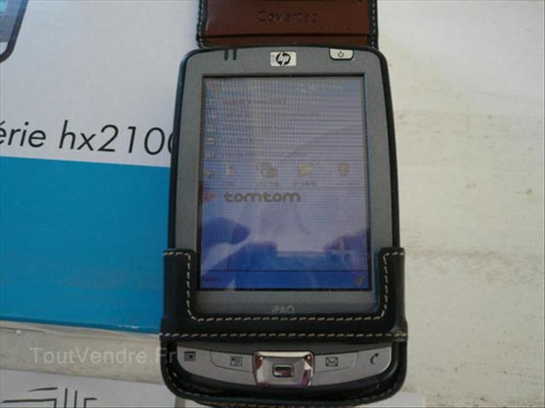 PDA Pocket PC ipaq HP 2110 avec GPS    France et Europe 72951537