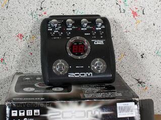 Pédale G2 Zoom Multi-effets guitare électrique